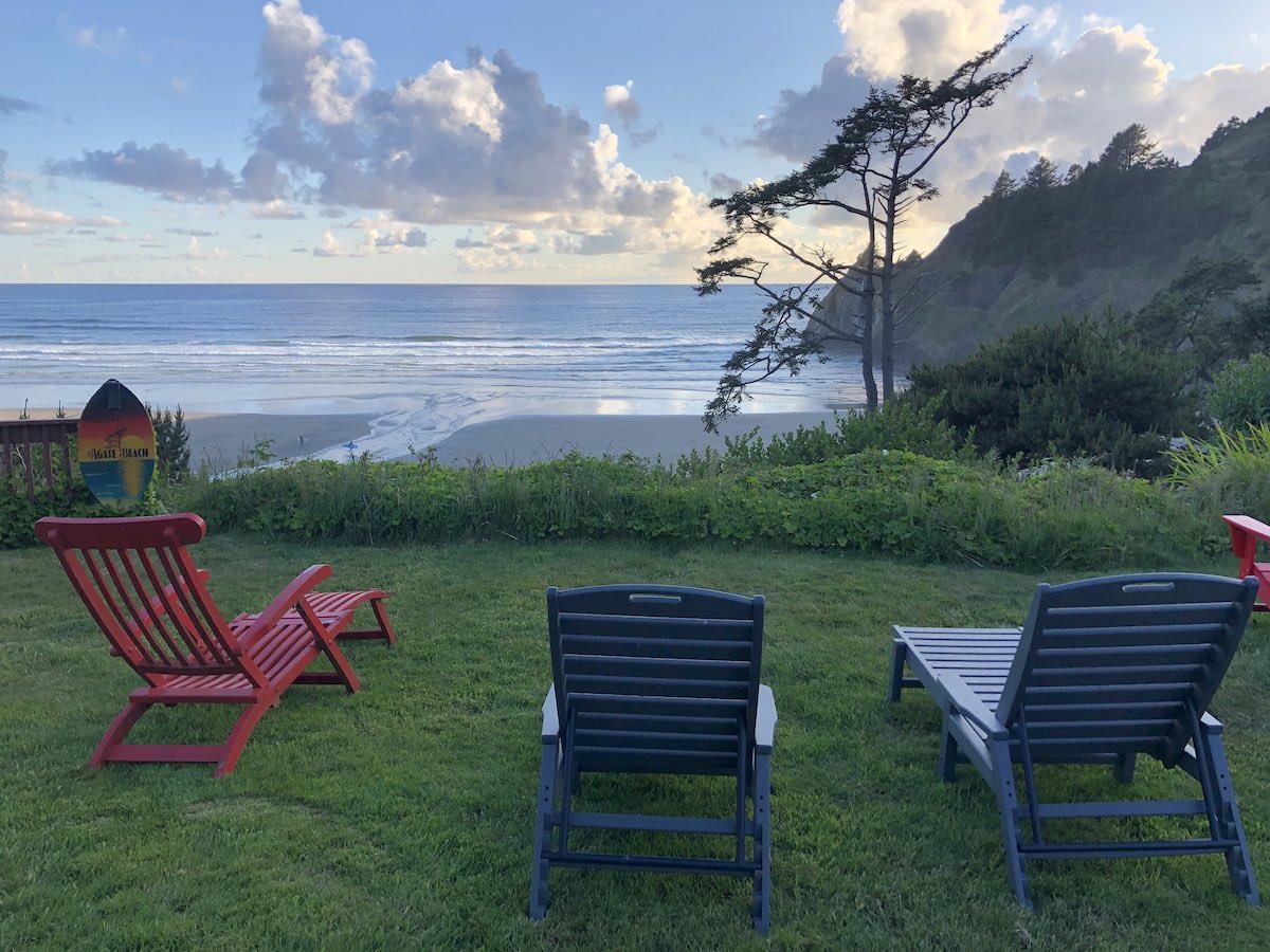 Agate Beach Motel - Newport, Oregon