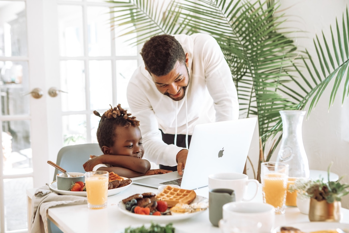 You'll never regret hiring a stay at home mom (or dad)...